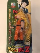 Dragonball Z Super Guerrero Articule action figure AB Toys #6 New factor... - $24.75