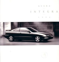 1994 Acura INTEGRA sales brochure catalog US 94 Honda - $9.00