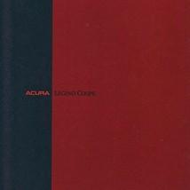1991 Acura LEGEND COUPE sales brochure catalog US 91 Honda - $10.00