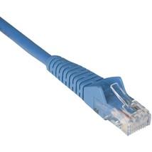 TRIPP LITE(R) N201-001-BL CAT-6 Gigabit Snagless Molded Patch Cable (1ft) - $8.99