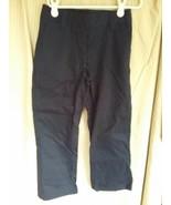 George Unisex Dark Navy School Uniform Pants Size 6X - $6.00