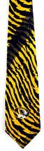 Missouri Tigers Men's College Necktie University Off. Licensed Striped Neck Tie  - $31.68