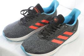 Womens Sz 6 Adidas Adiwear 675001 Gray Orange Athletic Running Walking Shoes E30 - $24.23