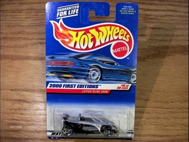 Hot Wheels Lotus Elise 340R #2000-075 #2 - $2.95