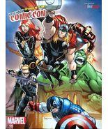 New York Comic Con NYCC 2013 Official Program Avengers Humberto Ramos - NEW - $7.95