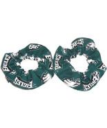 Philadelphia Eagles Hair Scrunchie Scrunchies by Sherry Tie NFL Ponytail Holder - $6.43