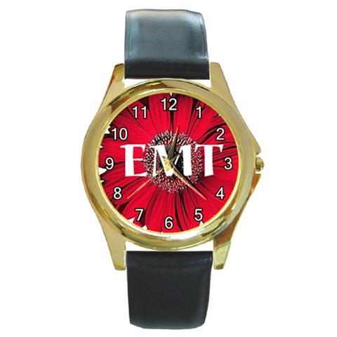 EMERGENCY MEDICAL TECHNICIAN, EMT GOLD-TONE WATCH NEW!