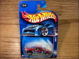 Hot Wheels Vairy 8 #2003-214 #1 - $2.95