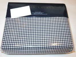 Ralph Lauren Screening Room Mattea King Flat sheet NIP - $87.25
