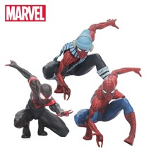 11cm Marvel Toys Spiderman Figure ARTFX + STATUE 1/10 Scale Pre-Painted ... - $31.79