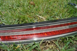 13-16 Lincoln MKZ LED Trunk Mount Center Brake Tail Light Taillight Panel image 2