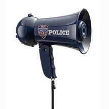 Dress Up America - Megáfono de juguete de agente de policía con sonido de - $37.39