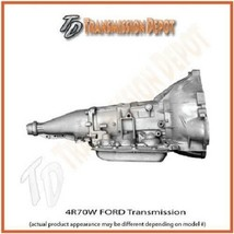 4R70W Ford Stock 2wd Transmission Fits: Mountaineer Marquis Town Car Crown Vic - $1,505.05