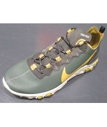 Nike React Element 55 Outdoor Green/Golden Beige BV6668-355  - $138.00