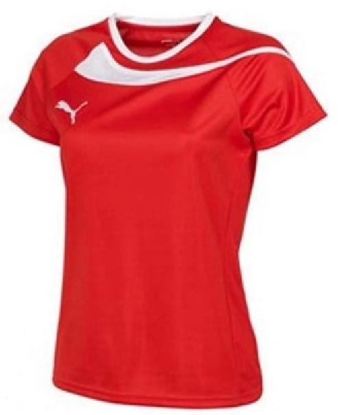 41c420daf57 Puma Red/White Women's Pulse Jersey Sz XS, S, L NWT - €15,91 EUR