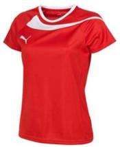 Puma Red/White Women's Pulse Jersey Sz XS, S, L NWT - $24.00