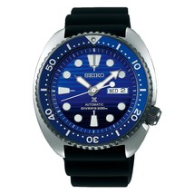 New Seiko Save the Ocean Automatic Prospex Turtle Divers 200M Men's Watc... - $282.99