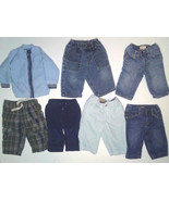 Baby Gap 7 Piece Lot Jeans Pants Sweater Size 6-12 Months - $19.80