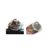 Vintage Boy Scout Cub Scout Sterling Silver Ring Size 6 - $49.99