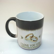 Color Change Coffee Mugs To My Wife Mugs Tea Cup Best Valentines Christm... - $25.15