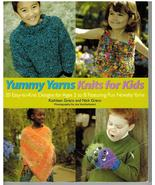 Yummy Yarns Knits for Kids 20 Easy-to-knit Desi... - $12.75