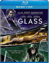 Glass [Blu-ray + DVD, 2019]