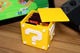 QUESTION BLOCK SWITCH Cartridge Case Stl File Download Guide - $4.94