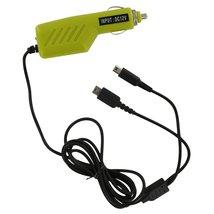 ZedLabz 12v car charger adaper for Nintendo DS Lite, DSi, 2DS & 3DS - Green - $3.49