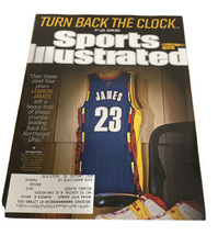 Sports Illustrated Turn Back The Clck Labron James - $5.71