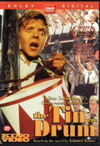 The Tin Drum DVD 1979 German Volker Schlondorff David Bennent Anita Hill... - $15.00