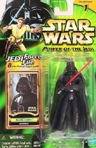 Star Wars Power of the Jedi POTJ Darth Vader Dagobah Collection 1 .01 Ha... - $12.86