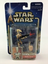 Battle Droid Star Wars Attack of The Clones Action Figure Arena Toy Hasb... - $13.32