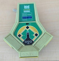 Vintage COLECO Head to Head Electronic Baseball Handheld Video Game for ... - $14.84