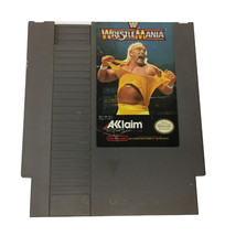 Nintendo Game Wwf wrestlemania - $6.99
