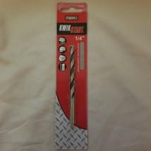 """Mibro 1/4"""" Hi Speed Steel Drill Bit, 231401 - $4.95"""