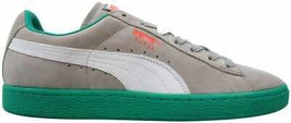 Puma Suede Classic+ LFS Gray Violet/White-Fluo Teal 356328 11 Men's Size... - $60.00