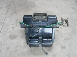 1972 MERCEDES 250 BLOWER HEATER BOX ASSEMBLY GENUINE OEM  image 1