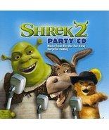 Shrek 2 Party CD [Audio CD] Shrek; Fiona; Three Blind Mice; Donkey; Capt... - $3.99