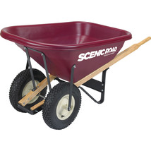 Scenic Road 0 Parts Box For M8-2k Wheelbarrow 8 Cu Ft - $4.253,41 MXN