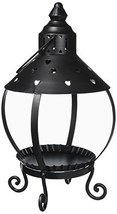 A Cheerful Giver Black Heart Lantern - £21.78 GBP