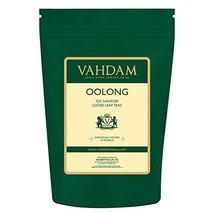 VAHDAM, Oolong Tea Leaves Sampler - 5 TEAS, 25 Servings   OOLONG TEA FOR... - $13.79