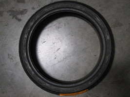 CONTINENTAL CONTIFORCE MOTORCYCLE TIRE 110/70ZR17 54W OLD STOCK image 1
