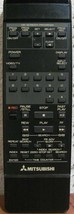 Mitsubishi 939P255020 Original VCR Remote For HS-U20 - Tested With Free Shipping - $10.89