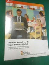 NEW- Sealed...Microsoft Office Small Business Management 2006..FREE Postage Usa - $17.41