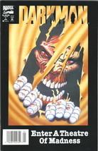 Darkman Movie Comic Vol 2 #1, Marvel Comics 1993 NEAR MINT NEW UNREAD - $4.50
