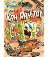 SpongeBob SquarePants: Extreme Kah-Rah-Tay (DVD, 2013) - $7.10