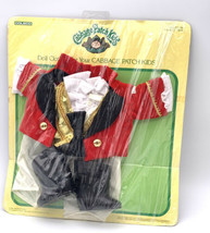 New Sealed Cabbage Patch Kids Cpk Doll Coleco 1986 Circus Kids Ringmaster Outfit - $46.53