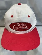 St Louis Cardinals Bud Light Baseball Mlb Snapback Adult Cap Hat - $12.86