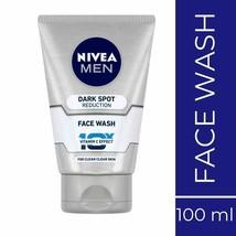 Nivea Men Dark Spot Reduction Face Wash, 100g - $13.39