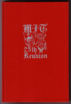 M.I.T. Class of 1927 25th Reunion (1952) - $20.00